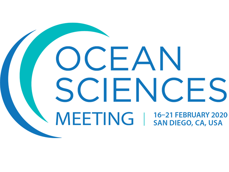 2020 Ocean Science Meeting logo