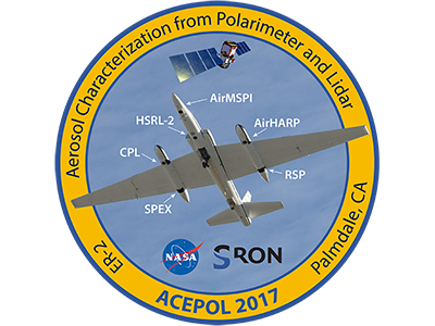 ACEPOL was launched in late 2017 to acquire data with advanced active and passive remote sensors. The data will be used to develop and assess algorithms for retrieving profiles of aerosol optical and microphysical properties. Credit: ACEPOL
