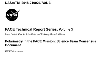 Polarimetry in the PACE Mission