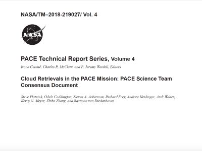 Cloud Retrievals in the PACE Mission
