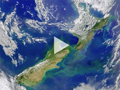 This video is part of a NASA Earth campaign focused on our Living Planet.