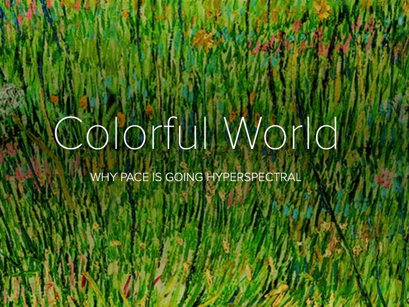 Colorful world e-brochure