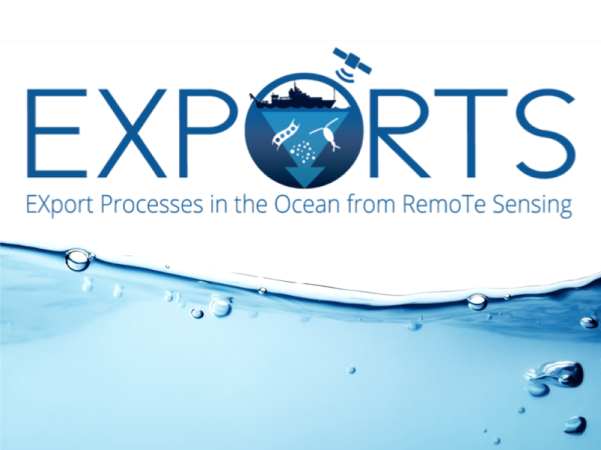 EXPORTS Field Campaign logo
