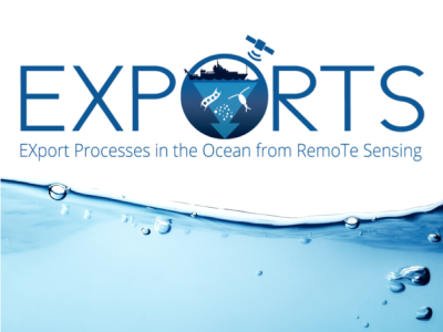 The goal of EXPORTS is to track the fate of ocean carbon and study its implications for Earth's carbon cycle. EXPORTS will use advanced ocean observing tools and satellite observations to build a more complete picture of these complex processes.
