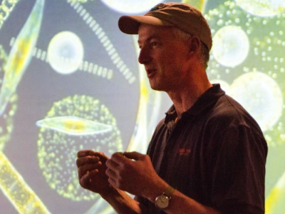 Chief Scientist Mike Behrenfeld Explains the Importance of Plankton