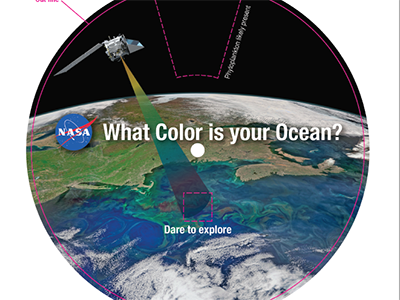 PACE Ocean Color Wheel
