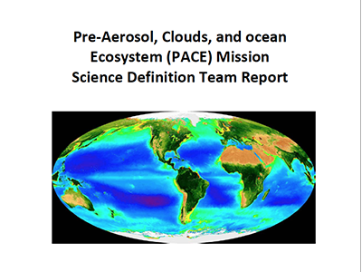 PACE Science Definition Team Report