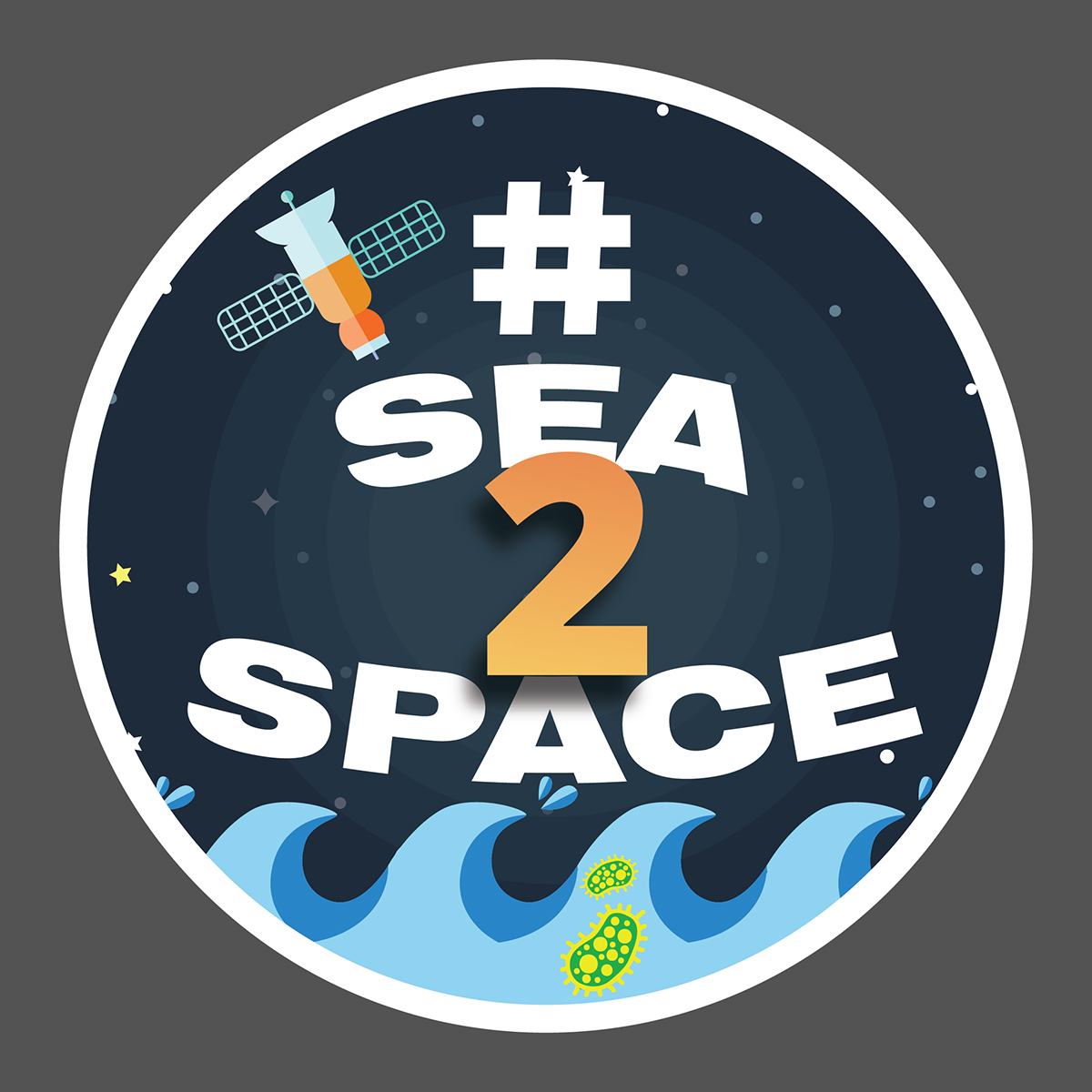 Sea 2 Space logo