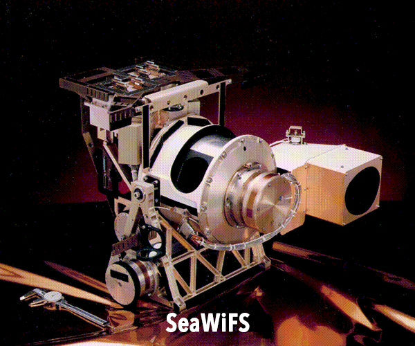 Sea-viewing wide field-of-vision sensor