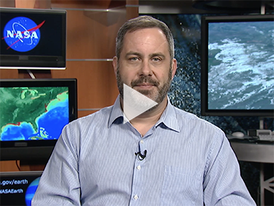 In this video, PACE Project Scientist Dr. Jeremy Werdell comments on the new time-lapse of life on our entire planet over the last two decades, and discusses how NASA data are being used to study the health of ocean ecosystems. Credit: NASA/GSFC